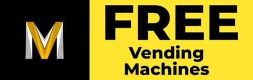 Specialise Free Vending Machines