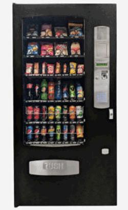 VM4 Combination Vending Machine