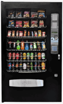 VM5 Combination Vending Machine