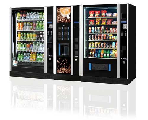 Vending Machines For Sale in Australia